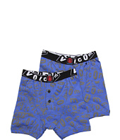 Volcom Kids - Pistol Knit Boxer 2-Pack (Big Kids)