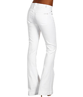 7 For All Mankind - Jiselle Flare in Clean White
