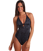 Calvin Klein - Tidal Wave Halter One Piece