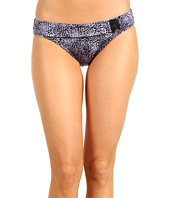 Calvin Klein - Full Classic Bikini Bottom in Shadowed Pebble Print