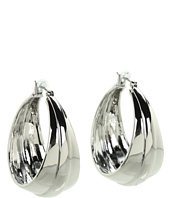 Vince Camuto - Tapered Round Small Hoop Earrings