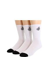Volcom - Full Stone Sock 3-Pair Pack