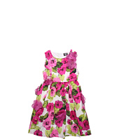 D&G Junior - Dress With Flowers (Toddler/Little Kids/Big Kids)