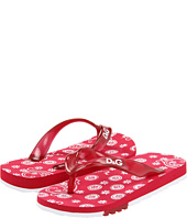 D&G Junior - Thong Slipper - LCDZI3 (Toddler/Youth)