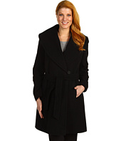 Larry Levine - Lana Wool Walker Coat