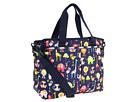 LeSportsac Ryan Baby Bag (Zoo Cute)