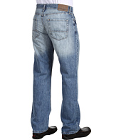 Nautica - Relaxed Fit Light Wash Cross Hatch Jean in Hoklin Blue