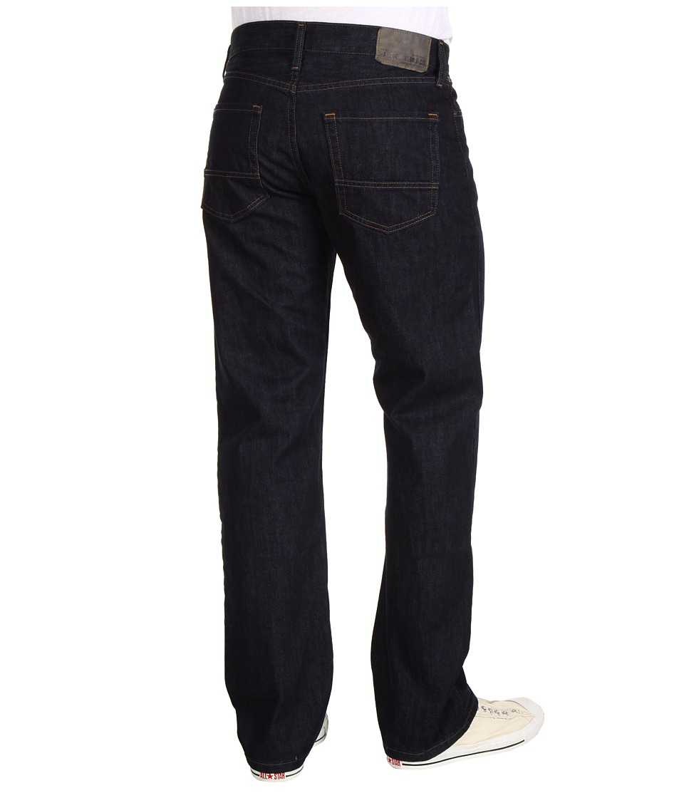Nautica Slim Straight Fit 5-Pocket Jean in Marine Rinse (Marine Rinse) Men