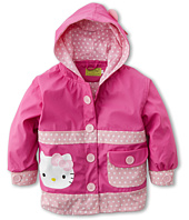 Western Chief Kids - Hello Kitty Ruffles Jacket (Toddler/Little Kids)