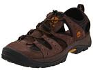 Timberland - Belknap Leather Trail Sandal (Dark Brown) - Footwear