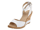 Timberland - Earthkeepers Maeslin Ankle Strap Sandal (White) - Footwear