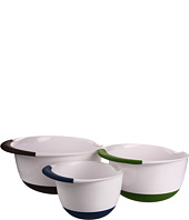 OXO - Good Grips® 3-Piece Mixing Bowl Set With Colored Handles
