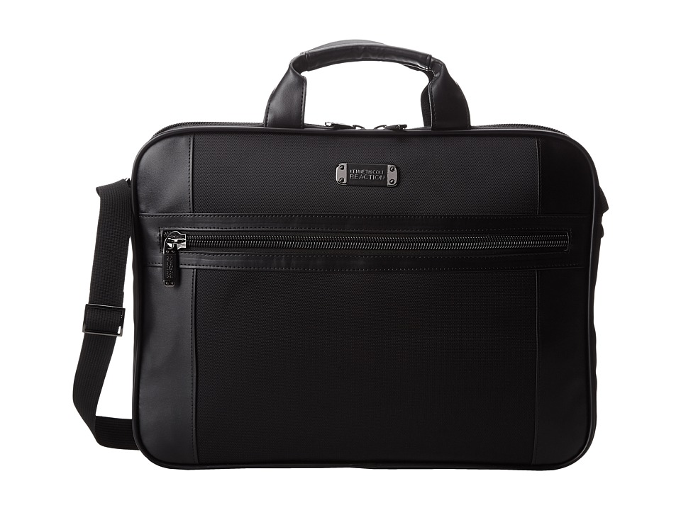 Kenneth Cole Reaction - R-Tech Urban Traveler Computer Case - 17 Laptop Sleeve (Black) Computer Bags