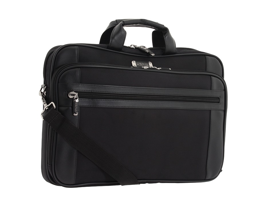 Kenneth Cole Reaction - R-Tech - Urban Traveler 18.4 Computer Case (Black) Computer Bags