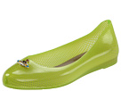 Vivienne Westwood - Anglomania + Melissa Wanting (Fluor Green) - Footwear