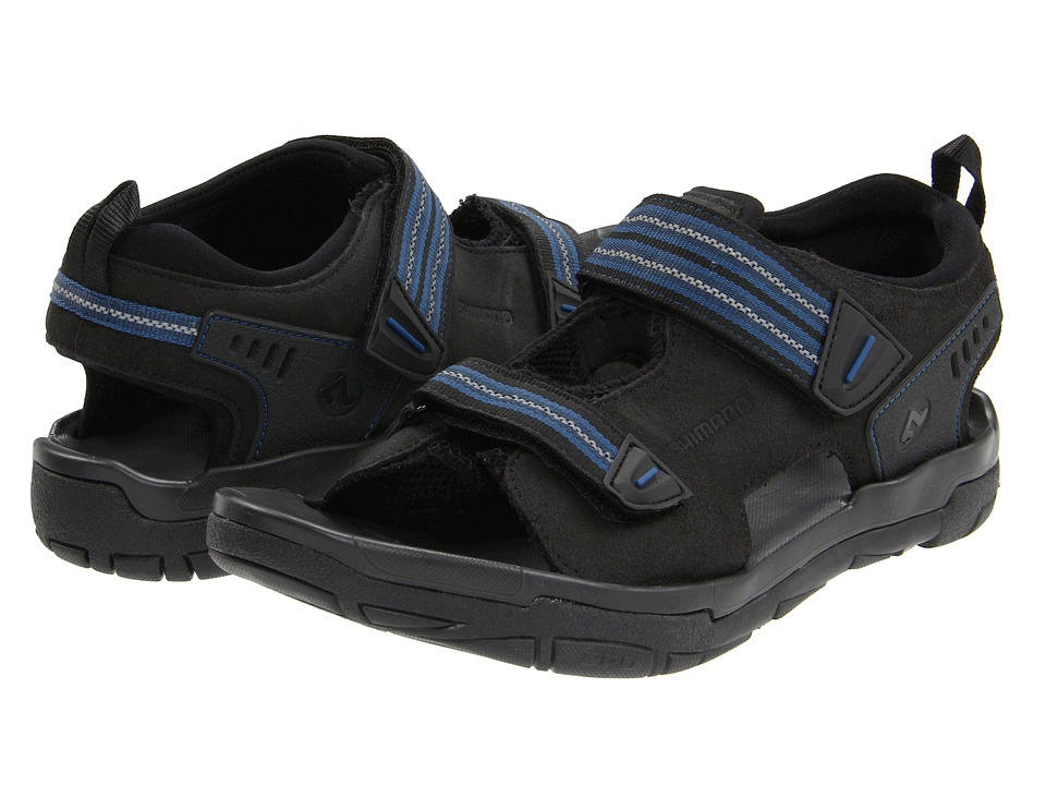 Shimano SH SD66 Black Mens Cycling Shoes