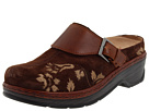 Klogs USA - Austin (Coffee Suede Tapestry) - Footwear