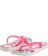 Havaianas Kids - Flores Flip Flops (Toddler/Youth)