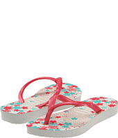 Havaianas Kids - Slim Garden Flip Flops (Toddler/Youth)