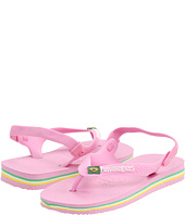 Havaianas Kids - Baby Brasil Logo (Infant/Toddler)
