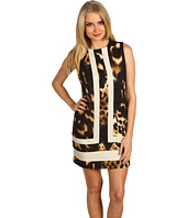 ABS Allen Schwartz - Animal Print Mod Dress