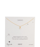Dogeared Jewels - 3 Wishes Pearl Necklace