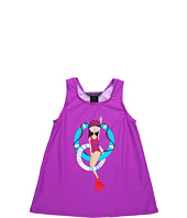 Little Marc Jacobs - Miss Marc Swimmer U-Neck Tank Cover Up