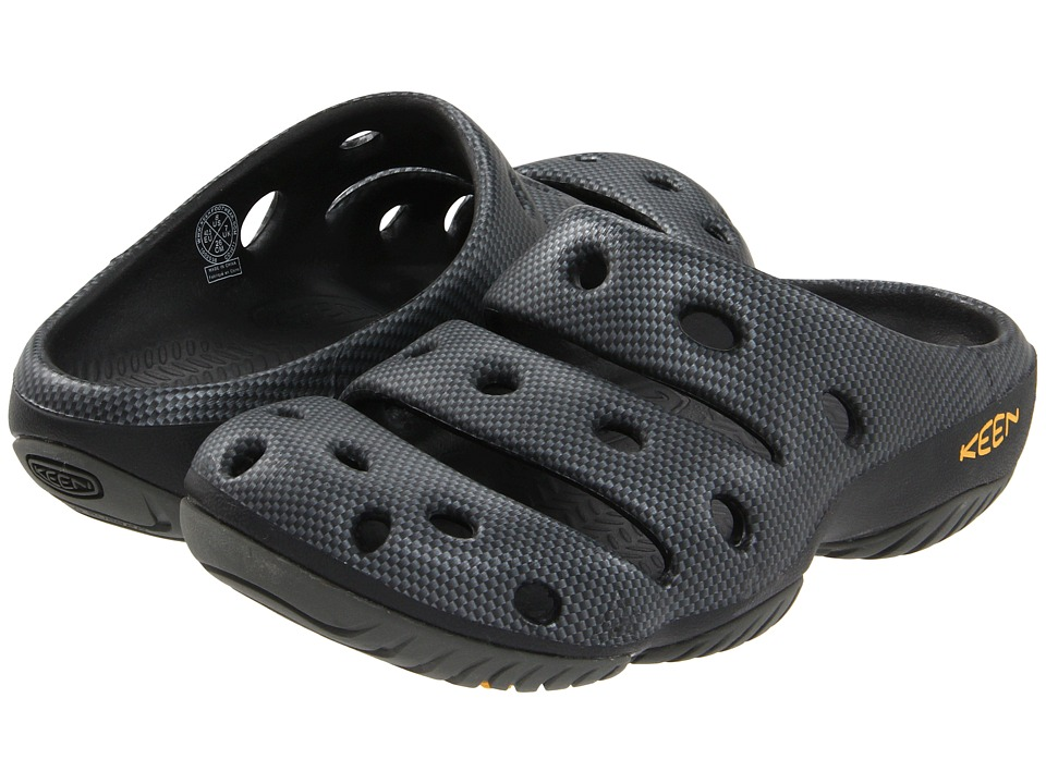 Keen - Yogui Arts (Graphite) Men's Clog Shoes