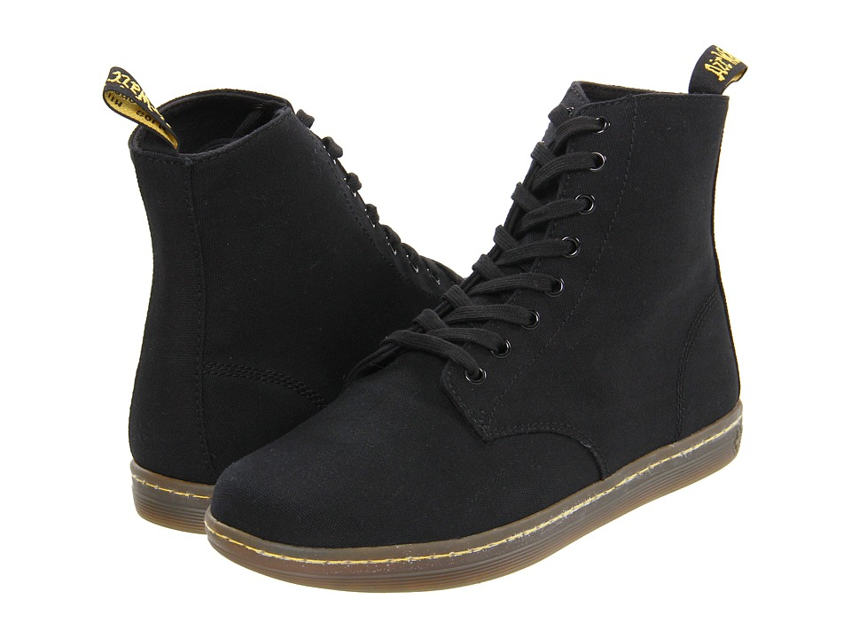Dr. Martens - Alfie (Black Canvas) Men