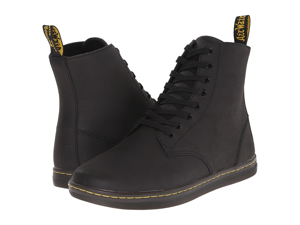 Dr. Martens - Tobias (Black Greasy Lamper) Men