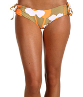 Vitamin A Silver Swimwear - Reversible Doheny Boycut Bottom