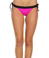 Vitamin A Silver Swimwear - Salt Creek Tie Side Bottom