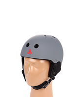 Triple Eight - Old School Snow Helmet with Audio