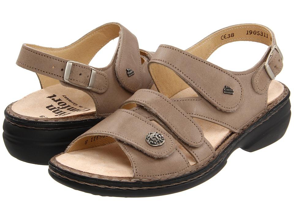 Finn Comfort Gomera 82562 (Taupe) Sandals