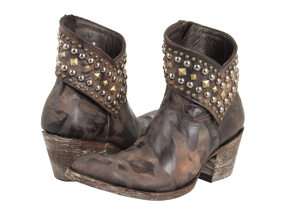 Old Gringo - MiniBelinda (Chocolate) Cowboy Boots
