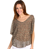 BCBGeneration - Cutout Flutter Top