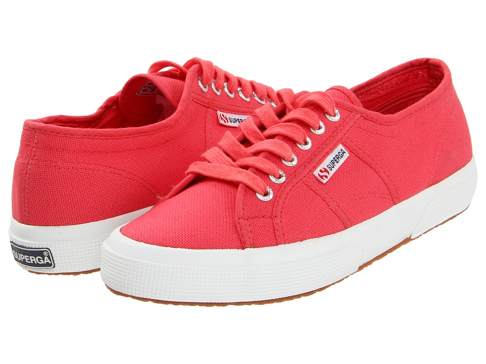Superga - 2750 COTU Classic (Paradise Pink) Lace up casual Shoes
