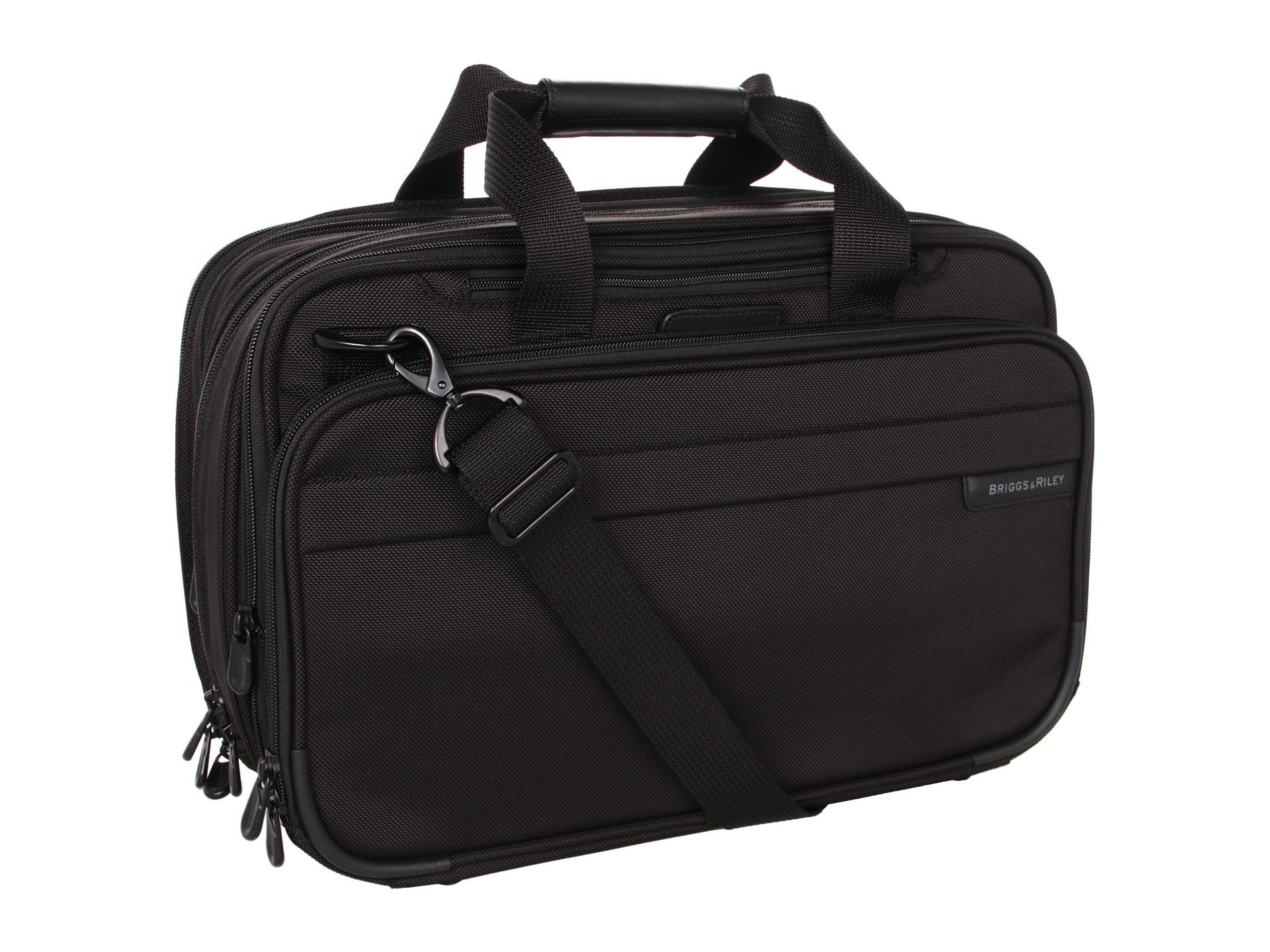 briggs riley baseline expandable cabin bag zappos