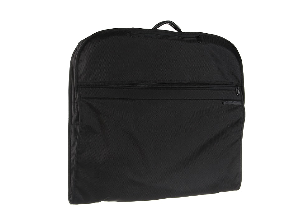 Briggs amp Riley Baseline Classic Garment Cover Black Luggage