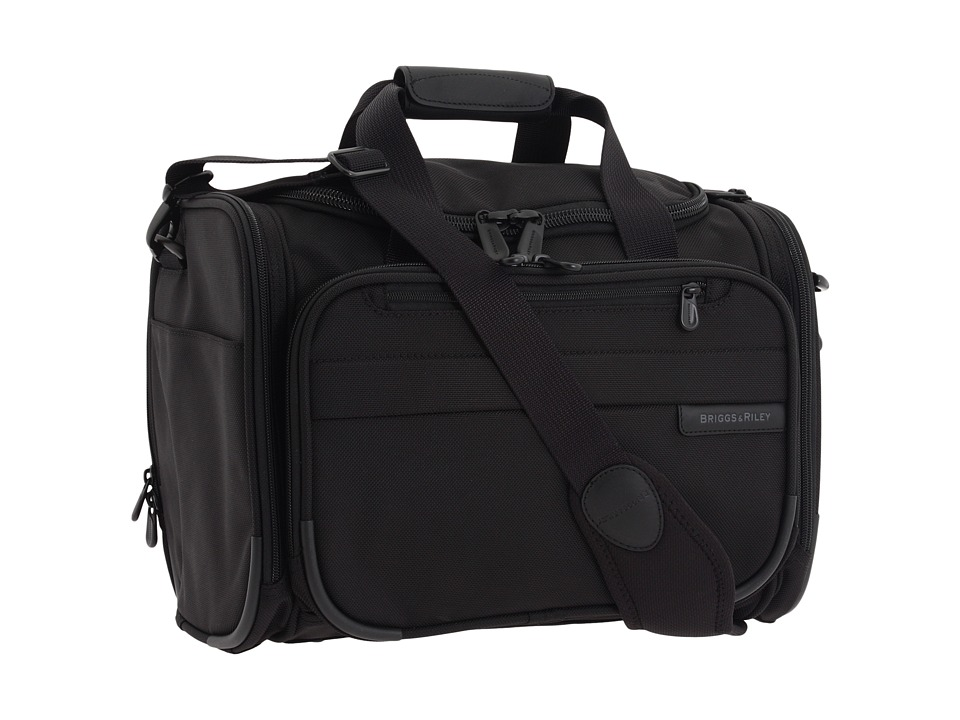 Briggs & Riley - Baseline - Cabin Duffle (Black) Carry on Luggage