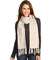 Betsey Johnson - Cable with Crystals Muffler