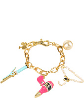 Noir Jewelry - Barbie Charm Bracelet 1