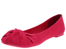 Rocket Dog - Messenger (Magenta Thai Silk) - Footwear