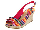 Rocket Dog - Dana (Red Paradise Stripe) - Footwear