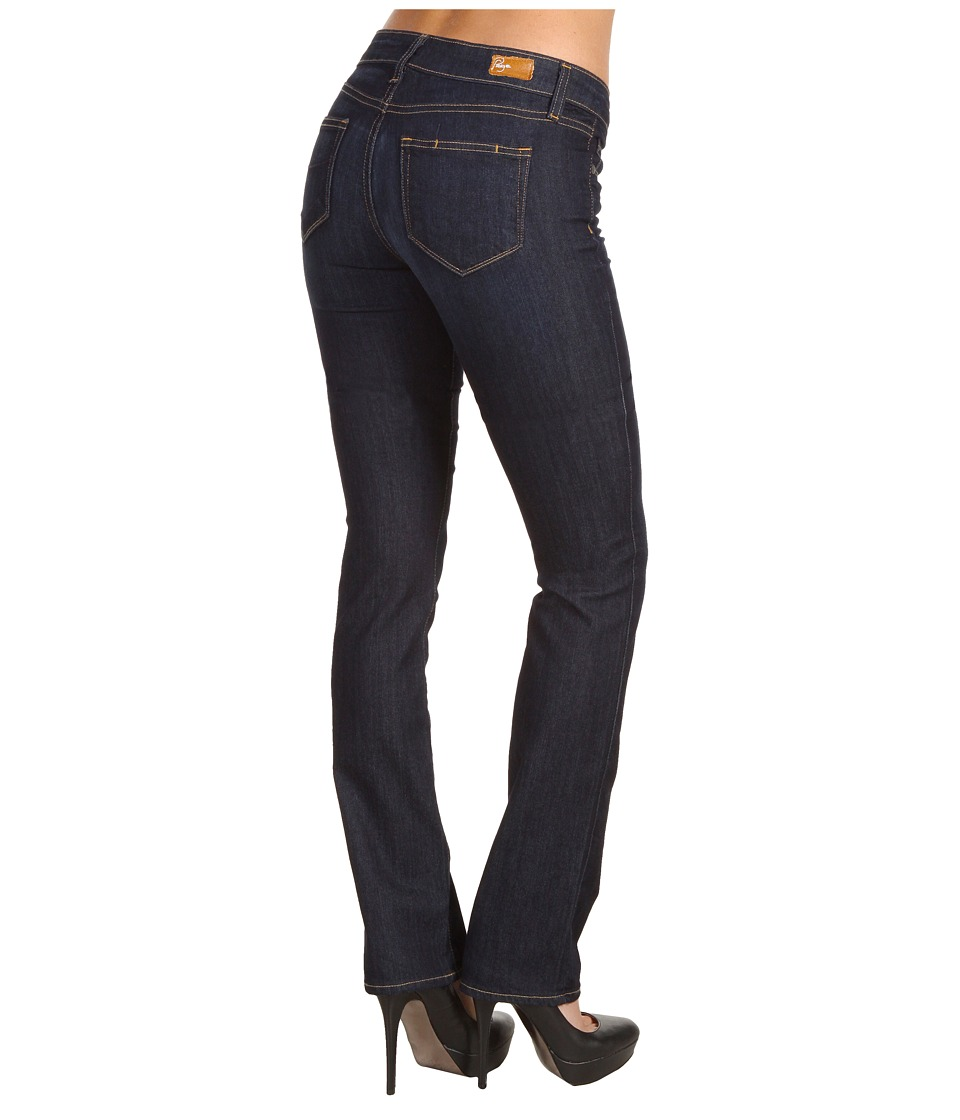 Paige Skyline Straight in Stream Stream Womens Jeans