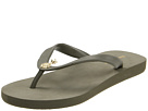 Tommy Bahama - Bimini Flip Flop Solid (Mudstone) - Footwear