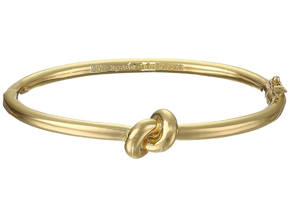 Kate Spade New York - Sailor's Knot Hinge Bangle