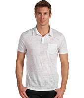 John Varvatos - Collared Placket Knit
