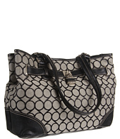 Nine West - 9 Jacquard Medium Shopper