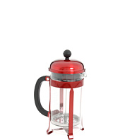 Bodum - Chambord French Press Coffee Maker, 8 cup, 1.0 l, 34 oz, Red